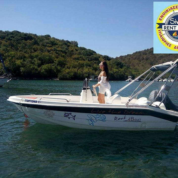 BOATS WITH LICENSE SIVOTA RENT A BOAT