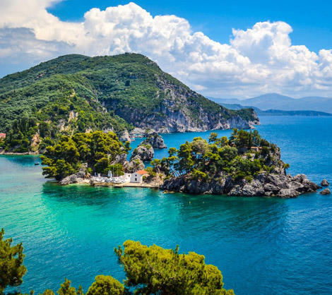 EXCURSIONS IN PARGA