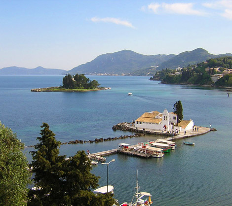 EXCURSIONS IN CORFU