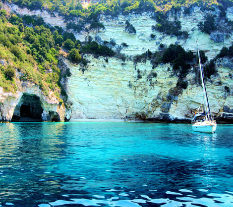 EXCURSIONS IN PAXOI-ANTIPAXOI